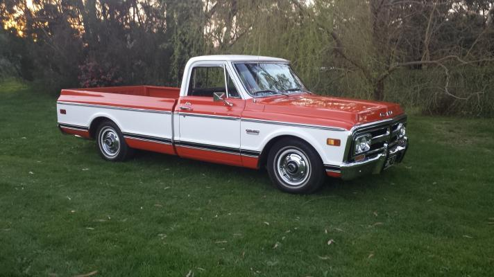 1971 GMC Truck for Sale